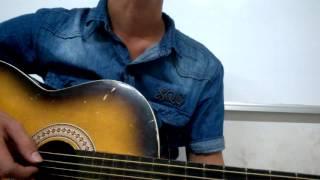Nơi Anh Về - Binz (Guitar Cover)