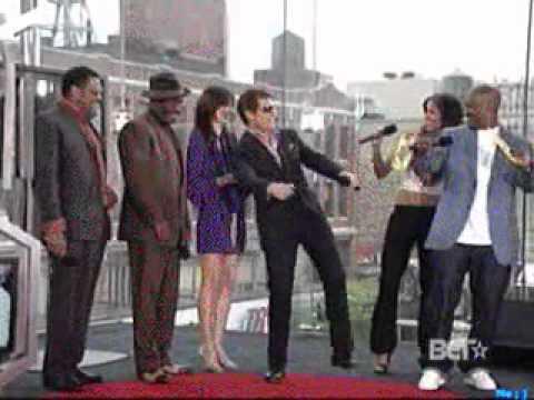 Tom Cruise Dancing On BET - YouTube