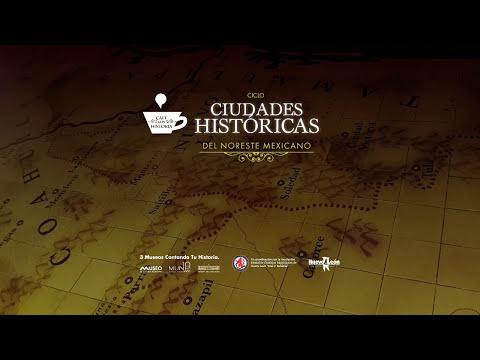 Café con Historia. Ciudades Históricas. Monterrey