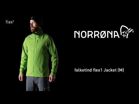 38bc2178 falketind flex1 Jacket M - YouTube