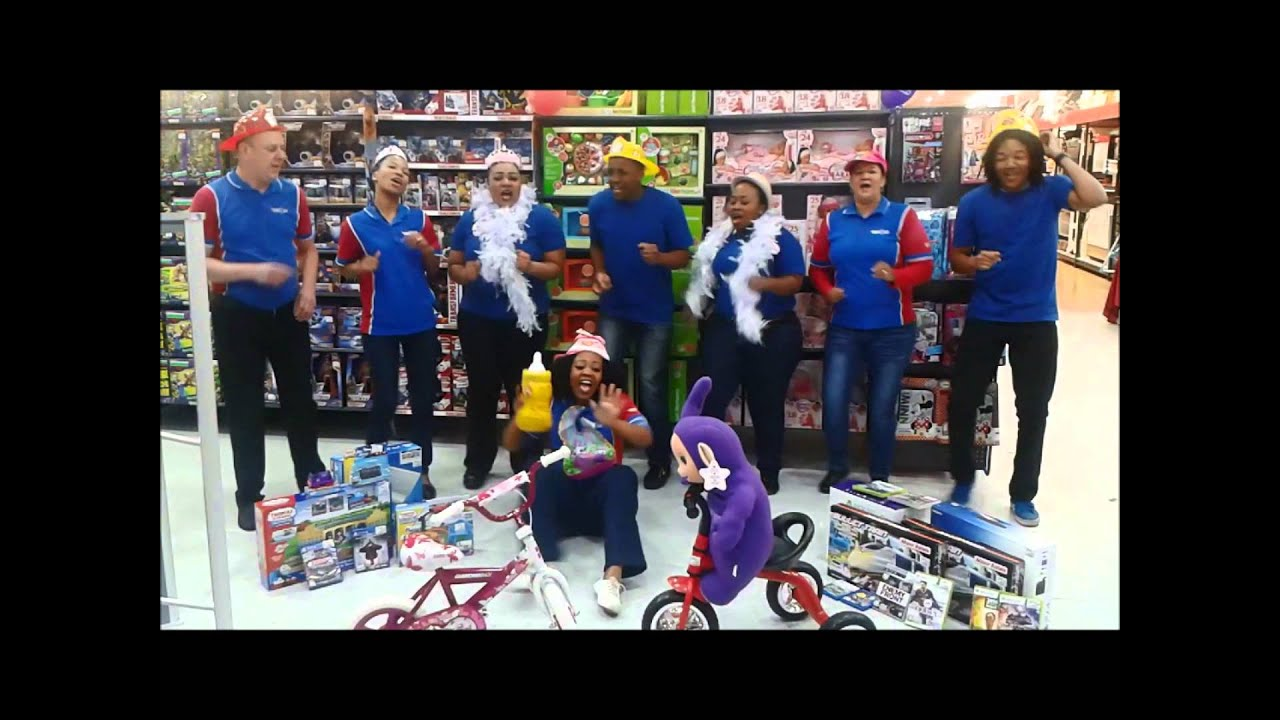 Tru Vaal Mall S Toys R Us Sing Along Youtube