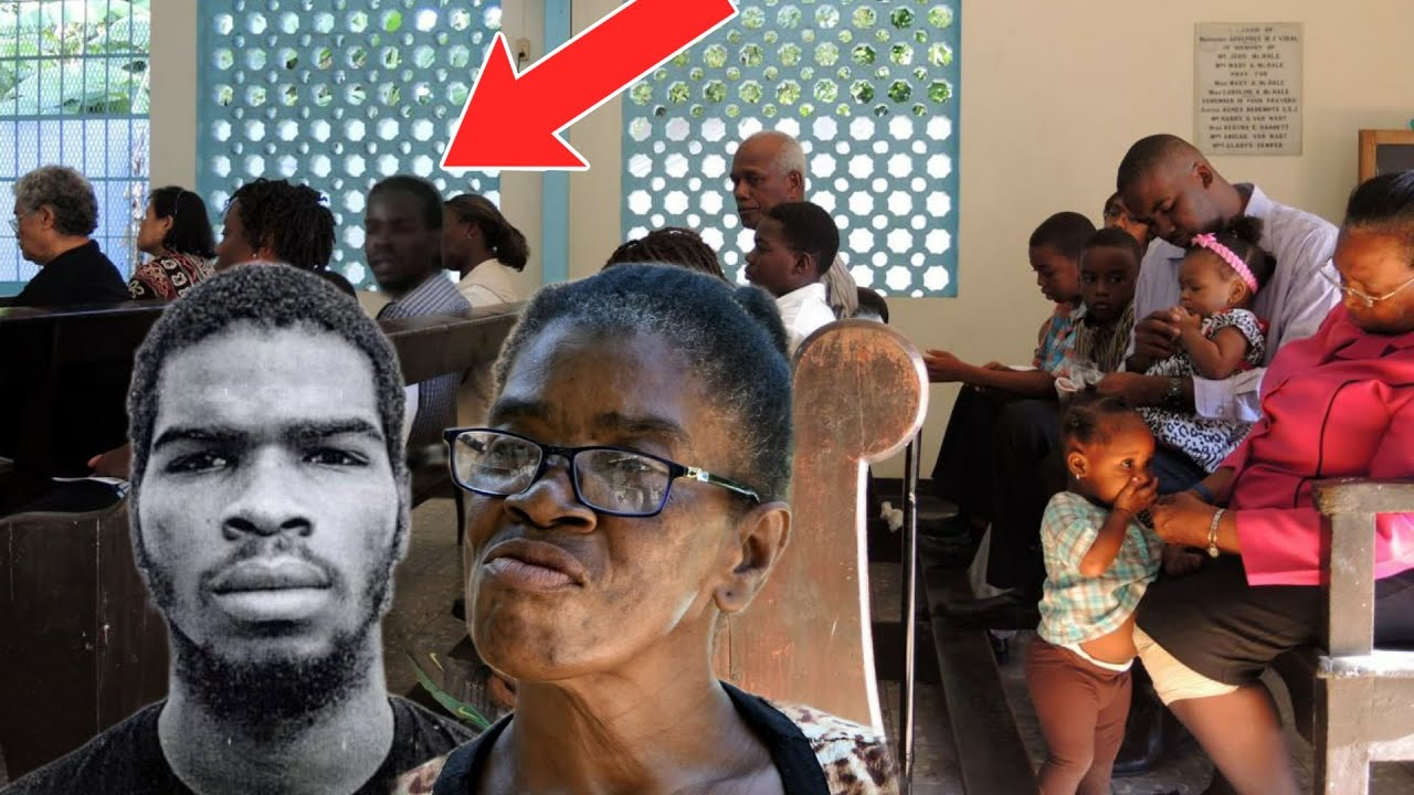 Jamaica's once Most Wanted 'Dog Paw' MOTHER invites him to church