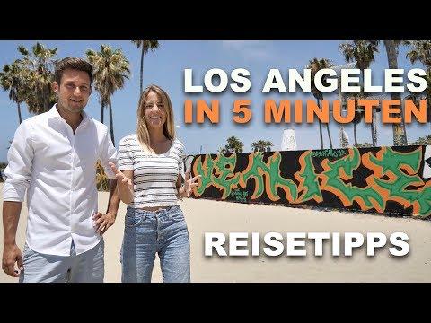 Los Angeles in 5 Minuten