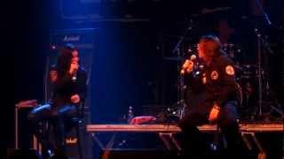 Lacuna Coil - Closer (acoustic) (Porto Alegre - Brazil) Opinião