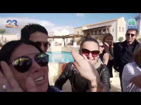 23-й день рождения TEZ Tour на Кипре