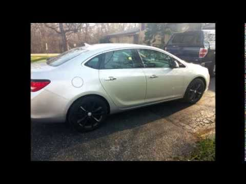2012 Buick Verano Dipped Rims And Emblems Youtube