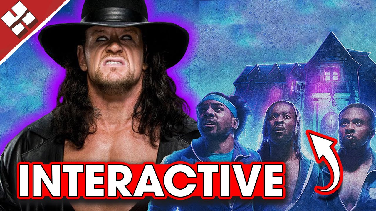 Escape The Undertaker is Interactive! - Hack The Movies
