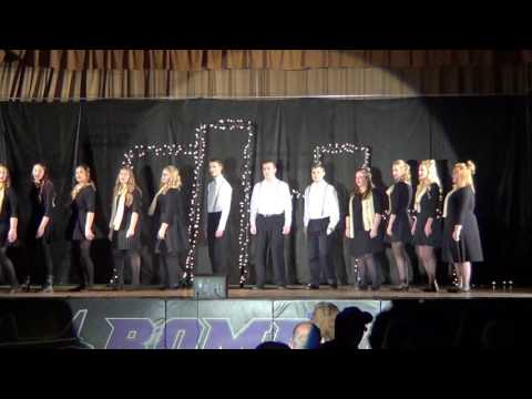 BHS Musical Review Scene 2