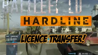 Battlefield Hardline: Weapon Transfer!