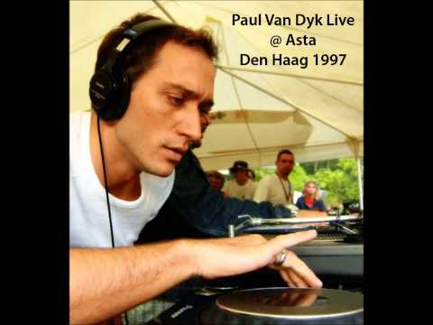 Paul Van Dyk Live At Asta, Den Haag 04.10.1997.