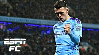 Manchester City 4-1 Port Vale: Phil Foden stars as City canter into next round | FA Cup Highlights