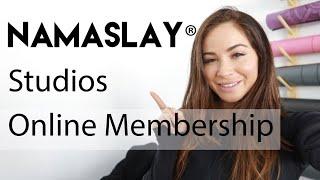 Exciting News! Namaslay® Studios Membership Option