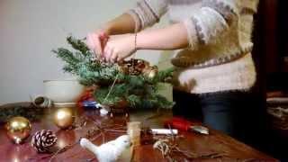 Jak zrobić stroik na Boże Narodzenie?