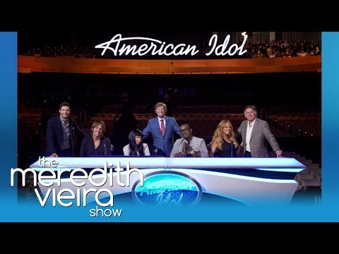 "Nigel Lythgoe Reacts To ""American Idol"" Cancellation 