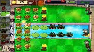 5.-plantas vs zombies 1( parte 5) carlos sg21