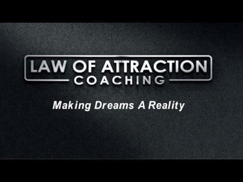 Law of attraction Coaching Intro