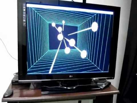 Interação com ambiente virtual / Virtual Reality interactivity