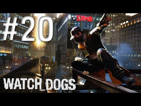 Watch Dogs Gameplay Walkthrough - Part 20 - The Wards Control Center [Giveaway]