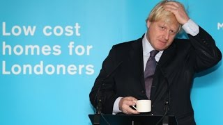 Just a quarter of Boris Johnson's new homes on public land 'affordable'