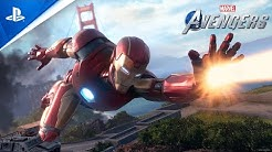 Marvel's Avengers | Aperçu du jeu | PS4