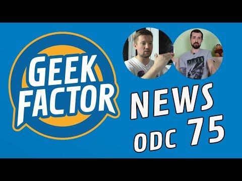 Geek Factor News 75   Czarna Wdowa, Gambit i 9ty Tarantino