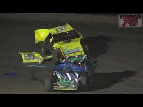RPM Speedway - 10-5-18 - 12th Annual Fall Nationals - Modified Qualifier Race 3