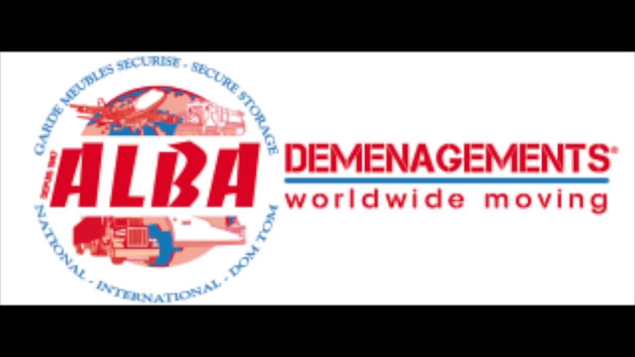 demenagement alba