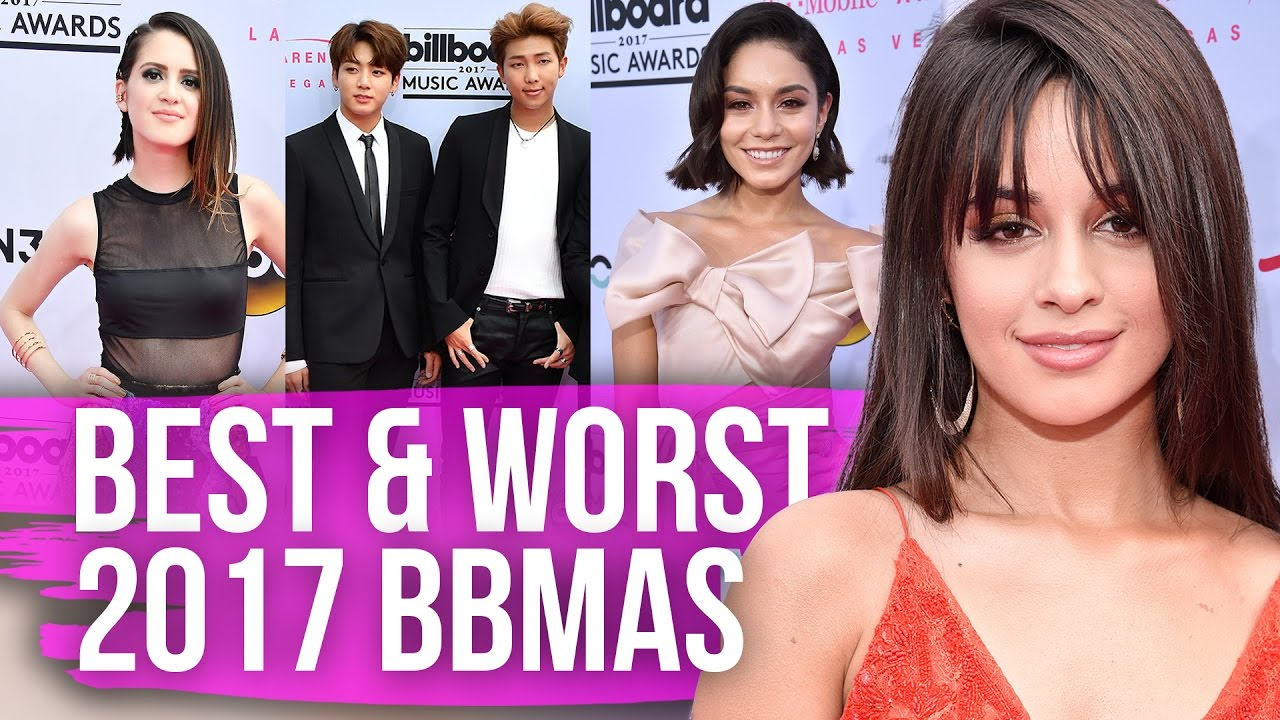 Best & Worst Dressed Billboard Music Awards 2017 (Dirty Laundry)