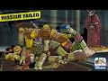 Teenage Mutant Ninja Turtles: Mega Mutant Battle - More Meditation Needed (Nickelodeon Games)