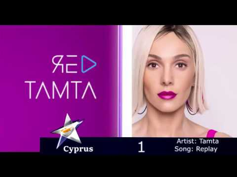 eurovision-2019-my-semi-final-qualifers-(top-10)+rating-and-points-🇵🇱🇦🇺🇭🇺🇸🇮🇬🇷🇵🇹🇪🇪🇮🇸🇧🇪🇨🇾