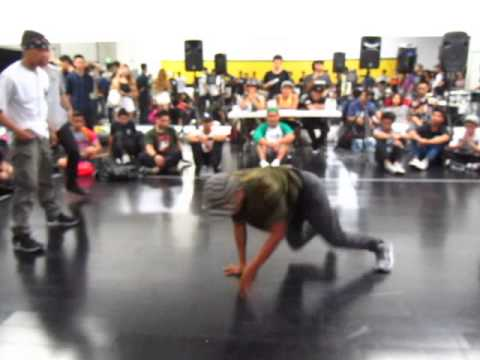 Globetrottin: (Top 16) #1 Funk Force Raw vs. ?