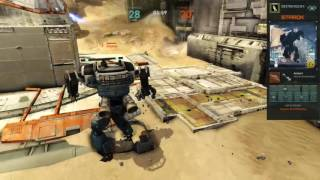 Hawken Online Gameplay PC TDM Bout