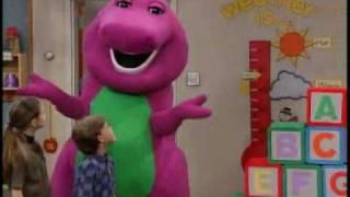 Barney y sus amigos- El abecedario