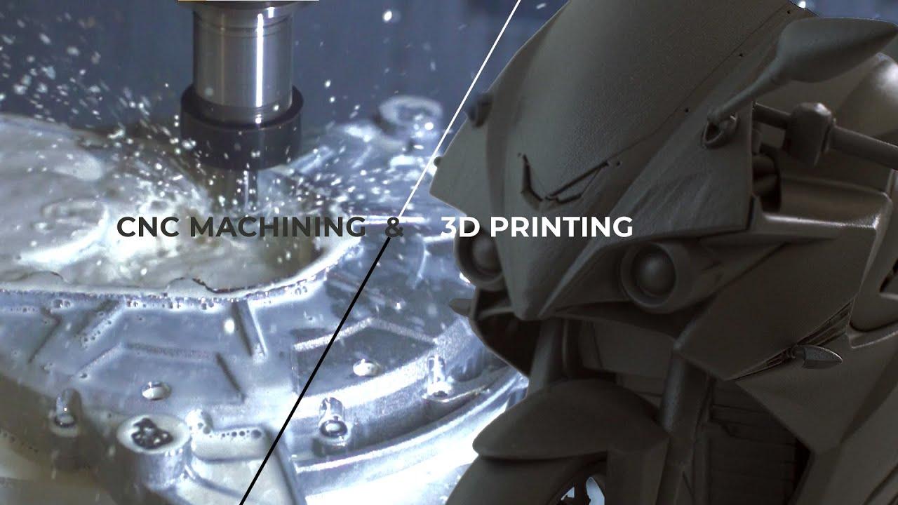 CRP技术庆祝了3D打印的25年进步