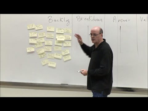 Agile Project Management with Kanban: Eric Brechner Presentation