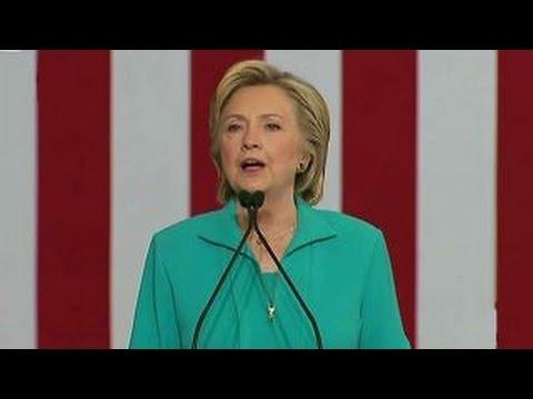 A look back at Hillary Clinton