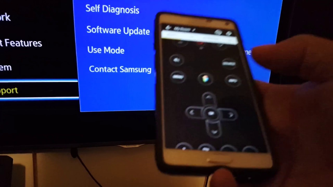 Samsung Smart T V  Software Update   How To     YouTube Samsung Smart T V  Software Update   How To