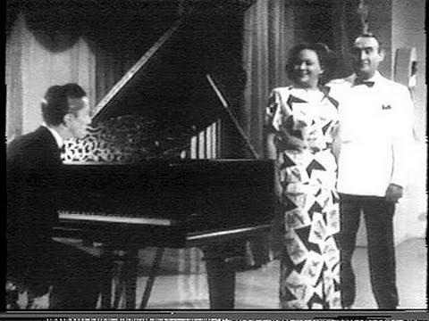 AGUSTIN LARA, TONA LA NEGRA, PEDRO VARGAS (1953 SPECIAL SESSION)
