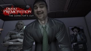 Deadly Premonition: The Director's Cut (Xbox 360, 2010)