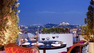 встретить новый год в греции видео