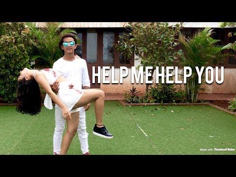 Bhavesh_roxx | DANCE COVER | Ft. AVNEET KAUR | HELP ME HELP YOU - Logan Paul (garabatto remix)