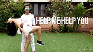 Bhavesh_roxx | DANCE COVER | Ft. AVNEET KAUR | HELP ME HELP YOU - Logan Paul (garabatto remix)