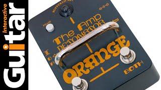 Orange Amp Detonator Pedal Review