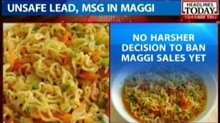 Chemicals In Maggi Will Affect Nerves And Brain: Fortis Doctor