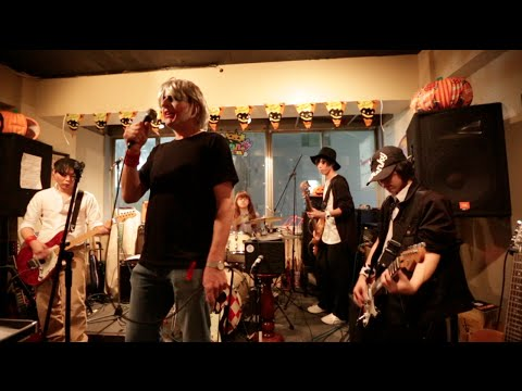 リースとバンド @ Toppers Bar  --  KICKSTART MY HEART