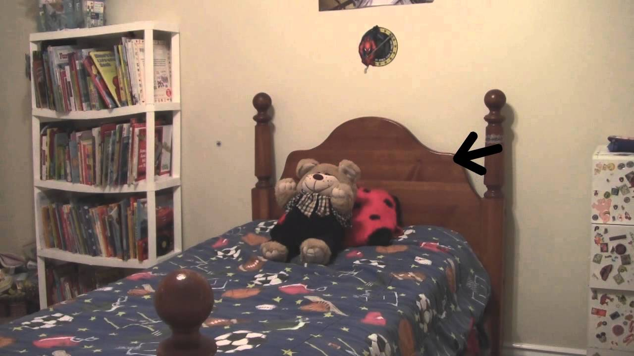 Child S Ghost Caught On Camera With Teddy Bear Youtube