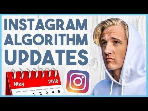 😅 INSTAGRAM ALGORITHM UPDATES MAY 2018 - (MUST WATCH!!) 😅