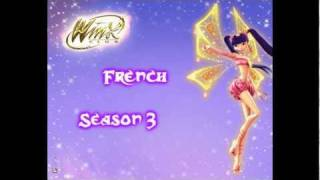 Winx Club - Opening 1-3 (One Line Multilanguage)