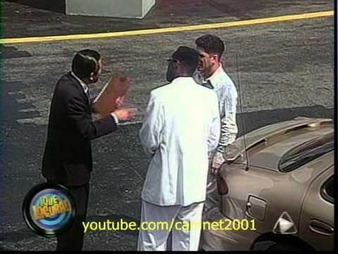 ¡Que Locura! El Inspector Rodriguez (Antonio Cartagena)