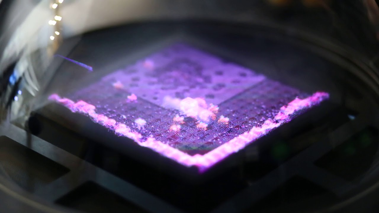 TGS 2018] Amazing Holographic Displays – Boiling Steam